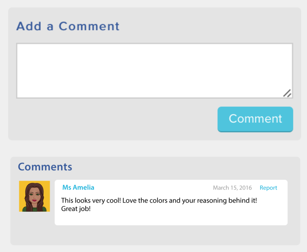 Design Pattern: Comments on Work